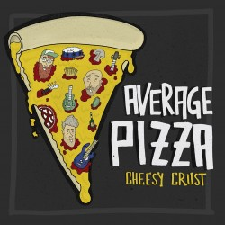 average pizza