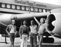 burn out blues convention