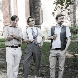 old men group