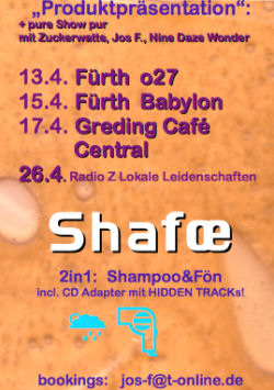 shafoe 2in1